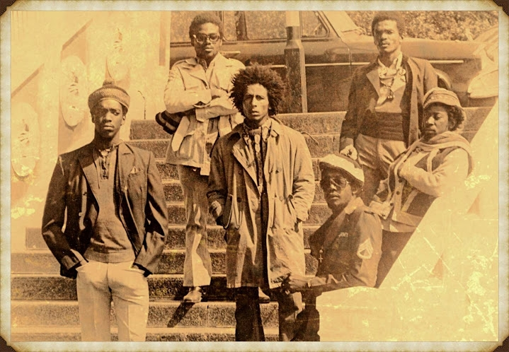 Bob and the Wailers